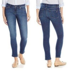 DL1961 Angel Mid Rise Skinny Ankle Jeans Size 27